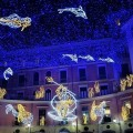 Nov. - Jan.  - Luci d'Artista Lichtshow in Salerno 2020