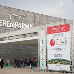 Mei - CIBUS International Food Exhibition Parma