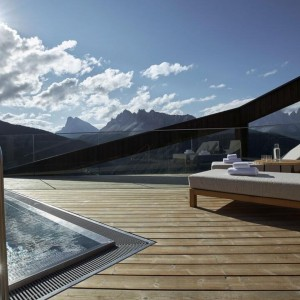 Forestis, een mindful-wellness hotel op 1800 m