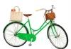 De Italiaanse fiets, kleurrijk met Pantone