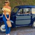Mijn geliefde Topolino, een Fiatje uit de jaren ´50