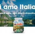 'Ti Amo Italia' van Nutella een nieuwe verzamelserie