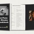 Pasta & Risotto kookboek van Dolcevia