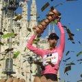 De finale van onze Giro : Een ooggetuige verslag van Vi Lugthart