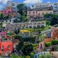 Met een elektrische mobile keuken op rondreis door Italie