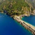 Punta Chiappa bij Portofino