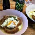 Recept voor Persata met ei en marjolein uit Elba