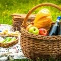 Een picknick op z'n Italiaans