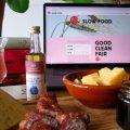 Online proeverij van Slow Food Nederland op 10 december