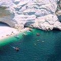 De mooiste stranden van het schiereiland Gargano