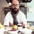 Kip Rossini met truffels door chefkok Marcello Trentini