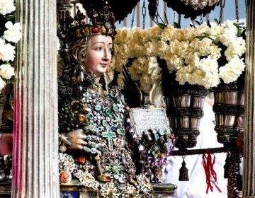 Februari - Festa di Sant´Agata, schutspatroon van Catania