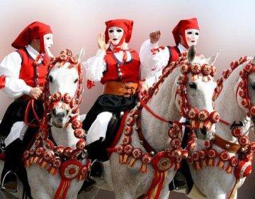Maart - Carnaval van Sartiglia op Sardinië