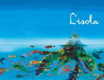 ´Eiland´: de droom van Lucia – illustratie van Mark Janssen