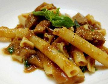 La Genovese, een pastasaus voor emotionele noodsituaties