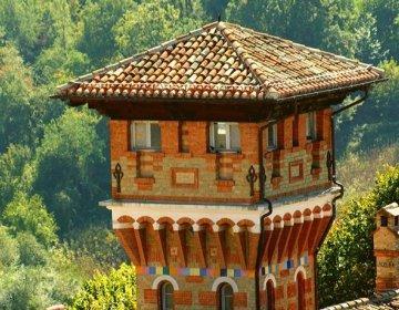 Kriskras met de camper van Fermo naar Ascoli Piceno