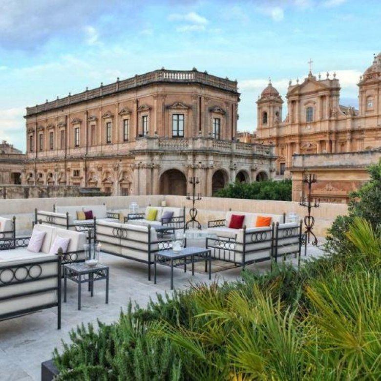 De beste hotels van Italië