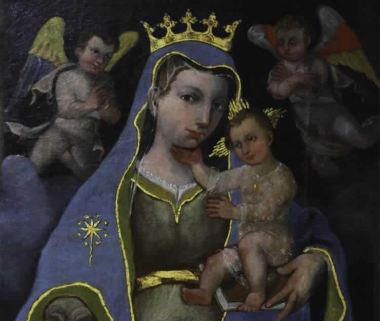 De Madonna del Carmine in Montefino
