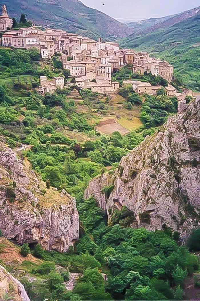 Ansversa degli Abruzzo