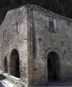 Het geboortehuis van Pontius Pilatus