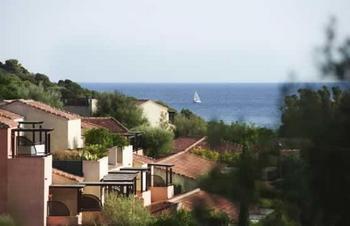 hotel Parco Torre strandhotel Sardinie