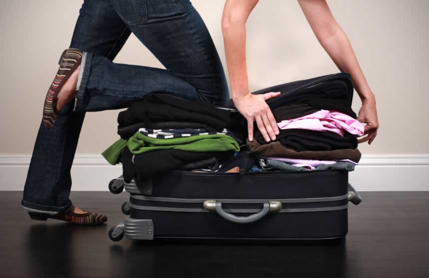 Tips voor het inpakken van je bagage