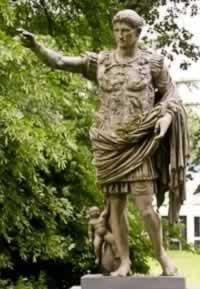 Keizer Augustus in Ravenna