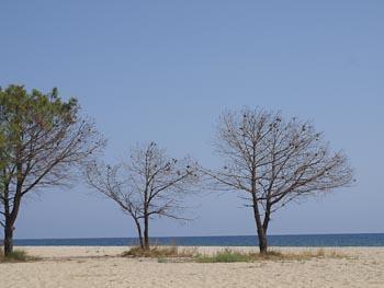 Stranden van Calabria