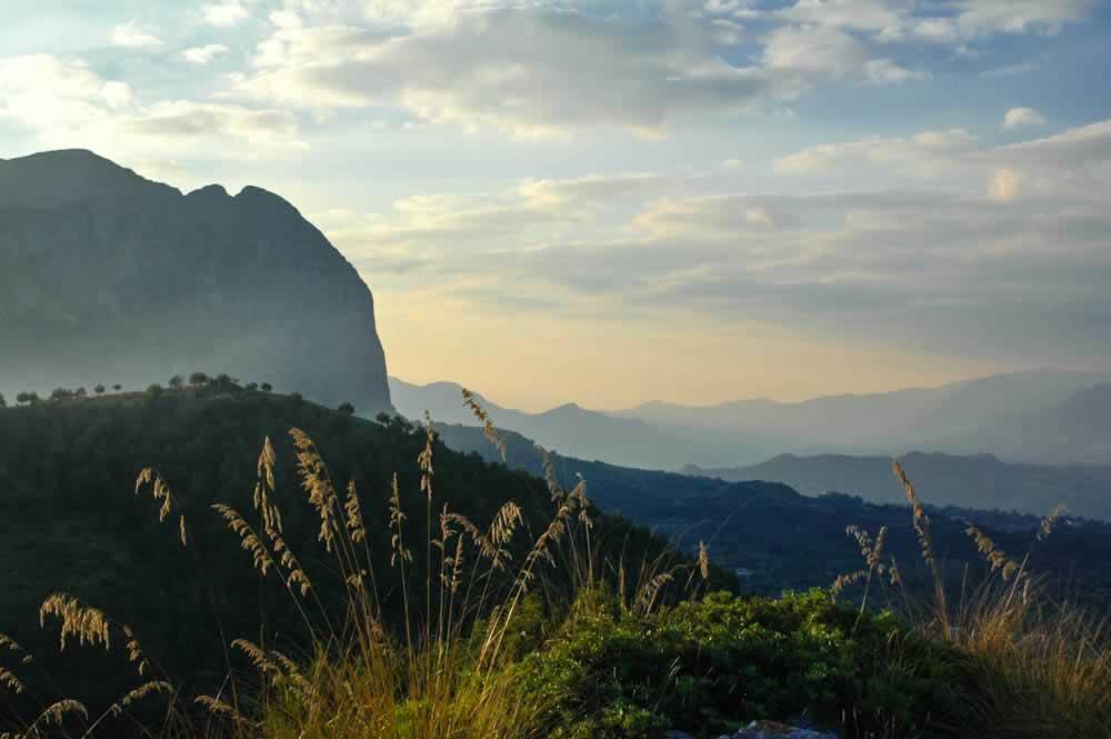Een voorproefje van het Cilento Nationaal Park