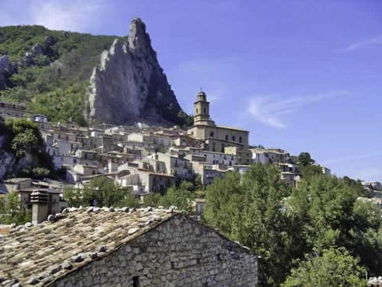 Mooie omgeving van Villa Santa Maria is een langer verblijf waard