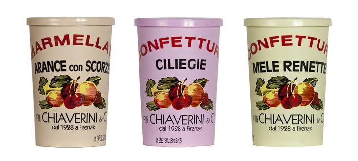 Chiaverini Jams In Pastel Pot