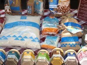Het zoute zout van Cervia