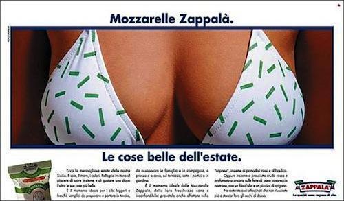 Borsten & Mozzerella