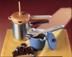 Choceolade fondue set van linenik.nl