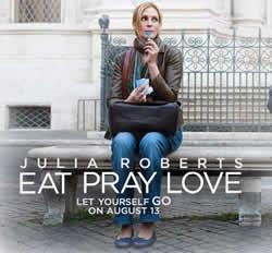 Eat, Pray & Love - Julia Roberts