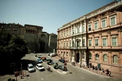 De universiteit van Perugia