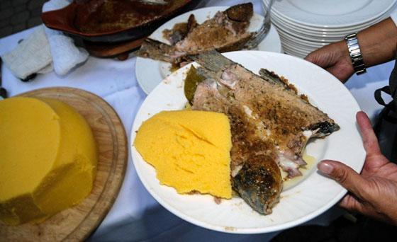 De culinaire week van de Tinca in Clusane