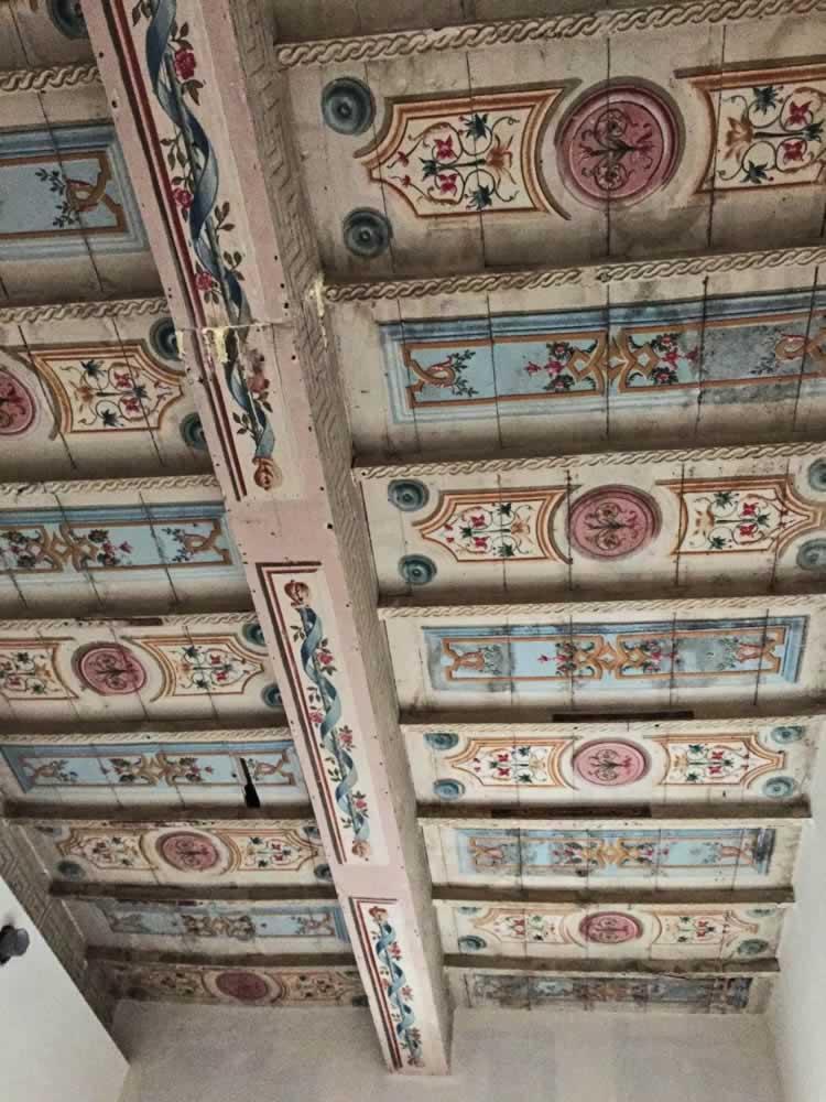 Het gerestaureerde Palazzo Spariglia