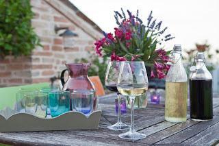 Wijn uit eigen wijngaard, wat wil je nog meer?