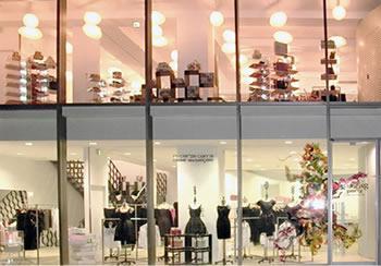 De winkel aan Corso Como 10