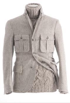 Oscar Marngon - field jacket