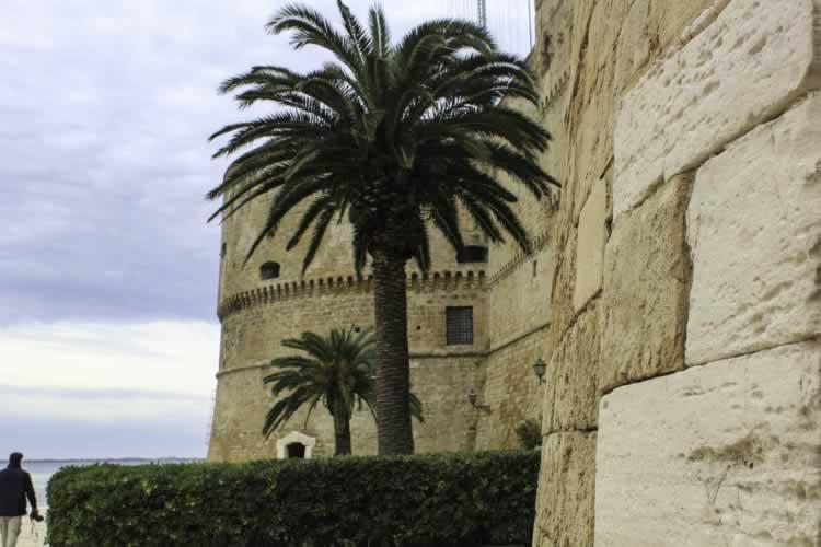 Castel Sant´Angelo in Taranto