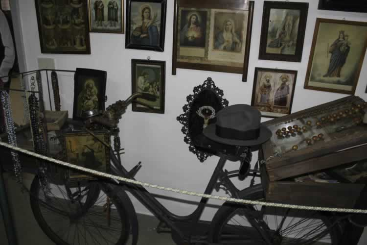 Het aardige museumpje in Martina Franca mag je niet missen