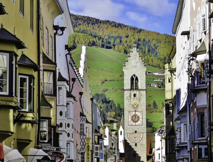 Vipiteno in Zuid Tirol