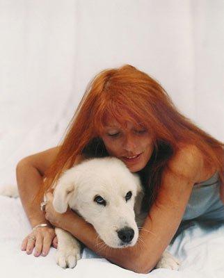 Vittoria Brambilla hondenliefhebster