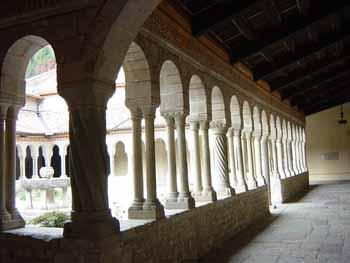 De abdij van Follina