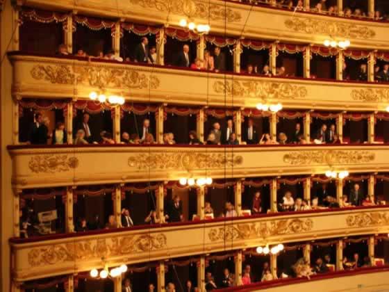 De Scala van Milaan