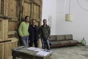 Een architecten collectief in Taranto