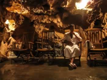 Grotta Giusta, het inferno