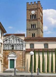 San Jacopo toren in Altopascio
